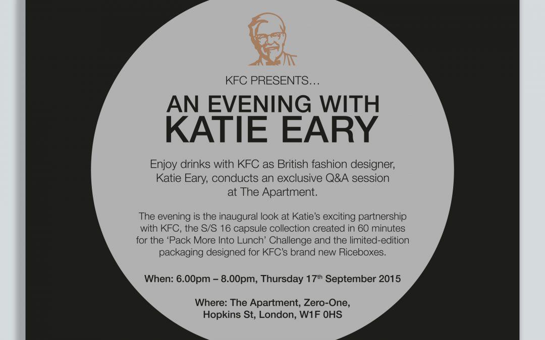 Modern Corporate Event Invitation