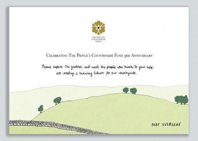 Prince's Countryside Fund Invitation